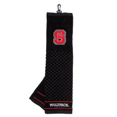 North Carolina State Wolfpack NCAA Embroidered Tri-Fold Towel