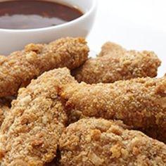 Crouton Crusted Chicken Tenders Recipe - ZipList