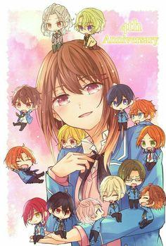 Undead Knight, Anime Harem, Diabolik Lovers Ayato, Animes Online, Fairy Tail Ships, Manga Couple, Anime Best Friends, Anime Couples Drawings, Cute Anime Boy