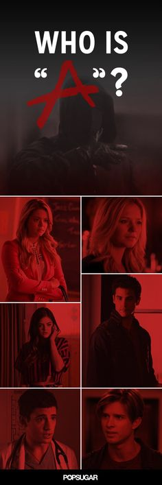 """14 Characters Who Could Totally Have Been """"A"""" on Pretty Little Liars"""