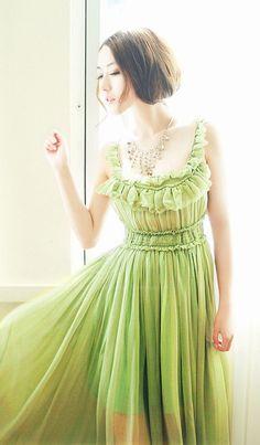 Lovely in Lime