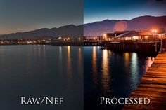 Creating an HDR-like Image From a Single RAW File in Lightroom