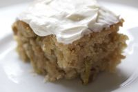 Fresh Apple Cake, Vintage Recipe