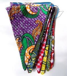 names of african fabrics   Tagged as: African prints , bunting , bunting for children's rooms ...