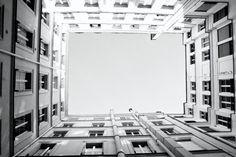 A tenement building in Paris...