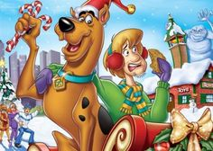 Scooby Doo Christmas.Pinterest
