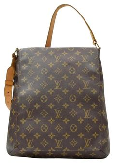 Louis Vuitton Musette Gm As1000 Extra Large Long Strap Brown Monogram Cross Body Bag. Get the trendiest Cross Body Bag of the season! The Louis Vuitton Musette Gm As1000 Extra Large Long Strap Brown Monogram Cross Body Bag is a top 10 member favorite on Tradesy. Save on yours before they are sold out!