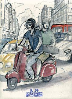 La PeCHeP es la moto que tenemos ahora, por Javier de Juan