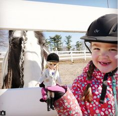 Lottie Dolls outdoor horses nature fun for sale on Little Citizens Win Online, Citizen, Riding Helmets, Horses, Boutique, Dolls, Photo And Video, Nature, Fun