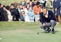 "Arnold Palmer || Palmer was the first golfer to win the Masters Tournament four times and is generally regarded as one of the greatest players in the history of men's professional golf. Nicknamed ""the King,"" in a career that spanned more than five decades, Palmer won over 90 tournaments during his career including winning the Masters four times."
