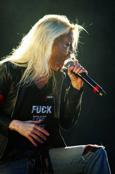 Angela Gossow, The Agonist, Air Festival, Arch Enemy, Metal Girl, Blonde Beauty, Still Image, The Rock, Heavy Metal