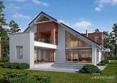Projekty domów LK Projekt LK&1123 zdjęcie 2