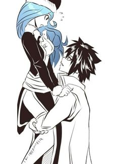 Grey and juvia