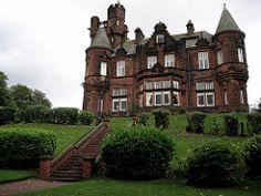 Sherbrooke Castle Hotel - 2 Bizarre, Parcs, Castle, Photos, Mansions, House Styles, Linda Park, Ruins, Pictures