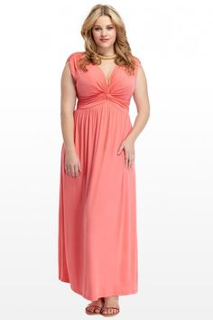 Shop Women's Fashion to figure size Maxi at a discounted price at Poshmark. Description: Brand new coral maxi dress from fashion to figure In a size 0 which is about a Sold by Fast delivery, full service customer support. Coral Maxi Dresses, Plus Size Maxi Dresses, Plus Size Outfits, Curvy Fashion, Plus Size Fashion, Boho Trends, Fashion To Figure, Curvy Dress, Over 50 Womens Fashion