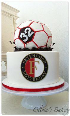 Football cake (soccer); #glutenfree