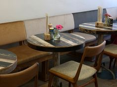 Piet Hein Eek | Eek & Ruijgrok BV - Café in boekhandel