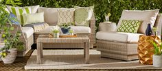 Spring into style! Whether you're refreshing a room or savoring fresh air and sunshine, the Shops brim with everything you need to ready your home for the season.
