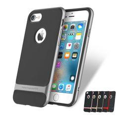 Rock Royce Ultraslim Hybrid Shockproof Case For Iphone 7 c79be5cbc7b