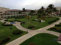 the Moon Palace resort in Cancun
