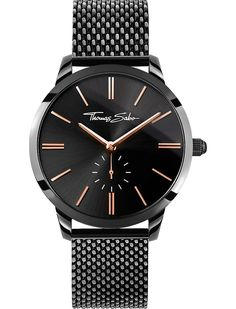 THOMAS SABO - WA0277 Glam Spirit stainless steel watch | Selfridges.com