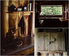 A handmade cottage: A glamping hideaway - Mimi's Tree Yurt, Herefordshire