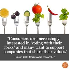 Are Some Of Your Food Dollars Being Used To Defeat GMO Labeling? More Here: http://www.cornucopia.org/2013/09/gmo-food-labeling-washington-state-supporters-opponents