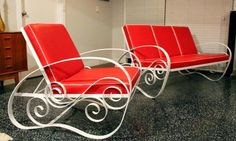Best furniture collection for all styles – You make a house to be home with your furnitures Lawn Furniture, Retro Furniture, Cool Furniture, Outdoor Furniture, Eclectic Furniture, Furniture Layout, Classic Furniture, Vintage Patio, Vintage Chairs