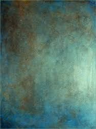 Image result for turquoise patina plaster
