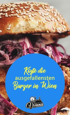 Das sind die ausgefallensten Burger in Wien - Restaurant Bar, Austria Travel, Japan, Burger, Pulled Pork, Vienna, Travel Photography, Beef, Ethnic Recipes