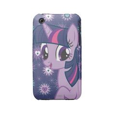 Twilight Sparkle 2 Iphone 3 Case-mate Case ($40) ❤ liked on Polyvore featuring accessories and tech accessories