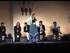 Fuensanta la Moneta  - XLV Reunión de Cante Jondo (La Puebla de Cazalla)