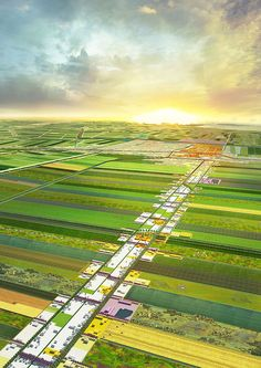 Eat Your View   Veenkoloniën Netherlands   Felixx « World Landscape Architecture – landscape architecture webzine  I assume this diagram was created using illustrator and autocad.   I chose to pin because I am curious about what is being represented.