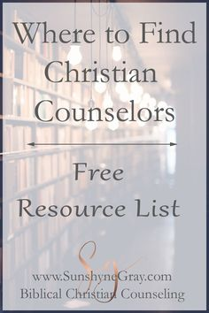 Our mental health is a top priority. But how do we know who to see for Christian Counseling? Click through for access to Christian Counseling resources | Christian Counseling directory. #christianmentalhealth #christiancounseling #christiancounselor #christiancounselingdirectory