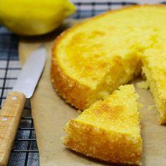 Recette du gâteau moelleux au citron facile