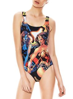 DC Comics Wonder Woman Monokini | Hot Topic