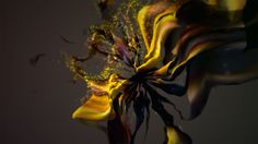 Nova, a fantastic use of slit-scan by James Alliban