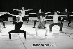 Bailarina con sindrome de down: MIS PIES