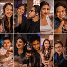 Gabbi Garcia, Daniel Padilla, Kathryn Bernardo, Squad, Friends, Blue Hearts, People, March, Amigos