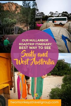 Experience the best of South and West Australia through an incredible Nullarbor Roadtrip. This itinerary is filled with one amazing encounter after another! Work In Australia, Australia Travel, Travel Forums, Working Holidays, Alice Springs, Budget Travel, Travel Tips, Road Trip Hacks, City Break