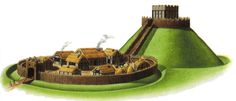 Motte-and-bailey Castle