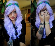Obsessed with this pastel purple