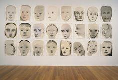 Marlene Dumas Chlorosis (Love sick) 1994 »sevenankhs, MoMA.