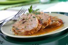 Vrhunski recept za svečanu trpezu: špikovana svinjetina u finom sosu
