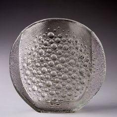 Zestaw użytkowy Asteroid Vases, Leroy Merlin, Glass Collection, Czech Glass, Fused Glass, Poland, Teak, Glass Art, Art Deco