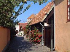 Altstadt in Visby