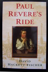 """Looks like good reading:  """"Paul Revere's Ride"""" by David Hackett Fischer  &  The Patriot's Essential Liberty Pocket Guide  &  Wisdom of the Founders"""