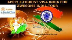 Apply e-Tourist Visa India for awesome India Tour  Are you thinking about any vacation trip during this winter yet not decided? Plan for India Trip; & this will be your best decision. India is very interesting and exotic touristic spot where you can spend memorable vacation time with your family or with friends. So, welcome to India! Make your trip to India & make your vacation catchy.