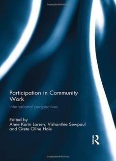 Participation In Community Work: International Perspectives PDF