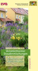 Merkblatt Veitshöchheimer Staudenmischungen
